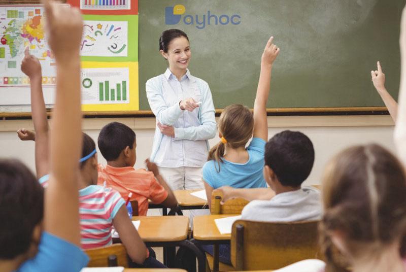 kỹ năng giáo viên tiểu học