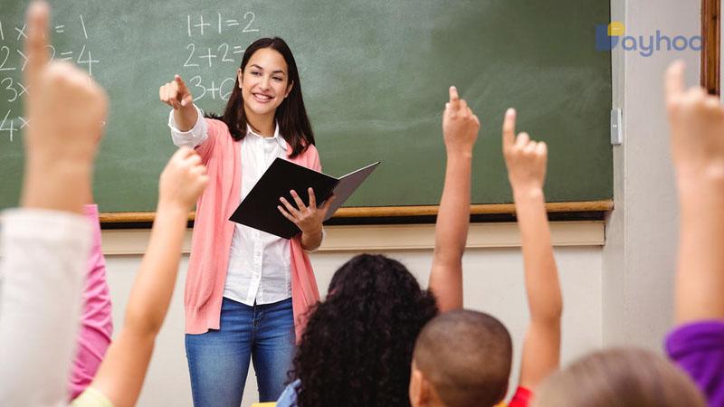 kỹ năng giáo viên