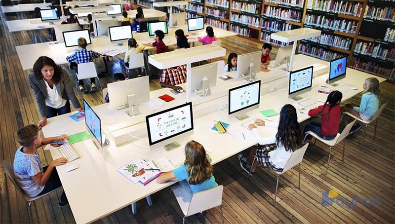 Công nghệ giáo dục